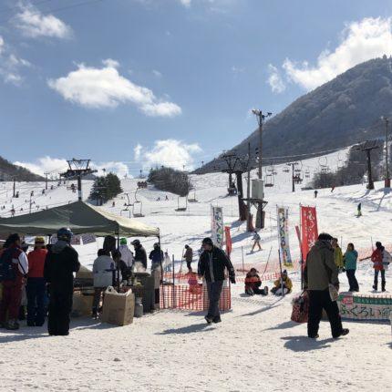 2020木島平スキー場感謝祭