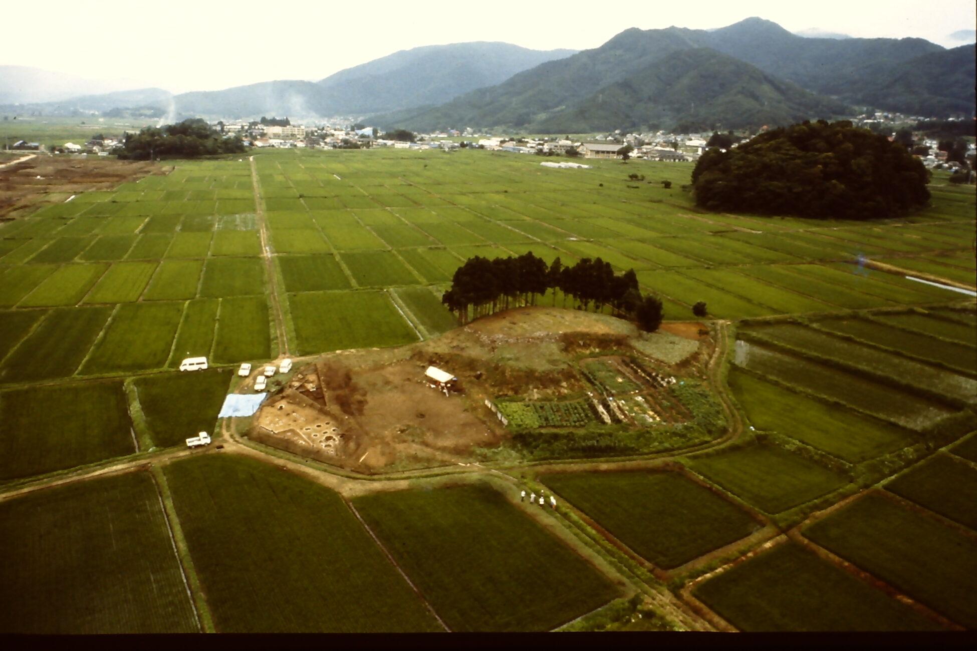木島平の根塚遺跡