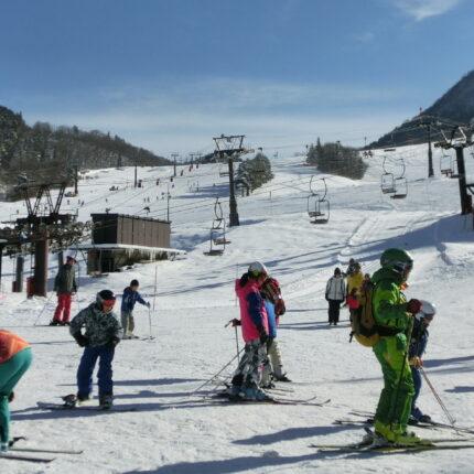 長野県木島平スキー場